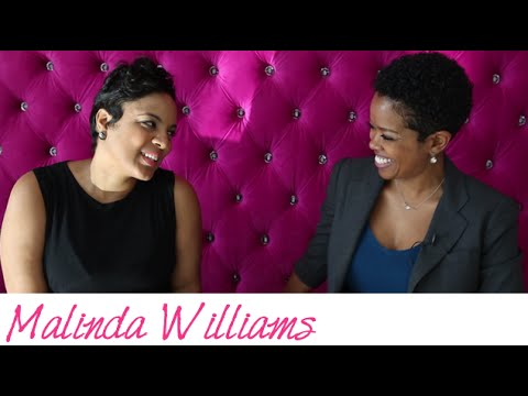 Malinda Williams talks hair and beauty with The Cut Life