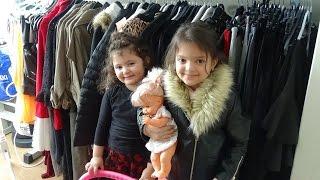 Bebeğimle Birlikte Kıyafet Alışverişi Yaptım