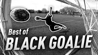 BLACK GOALIE: GREATEST SAVES!!!