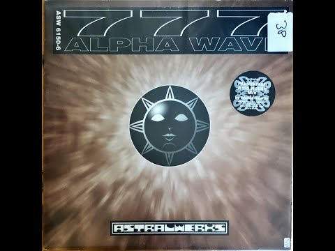 777 - Alpha Wave (Plastikman Acid House Mix) [1995] HQ HD