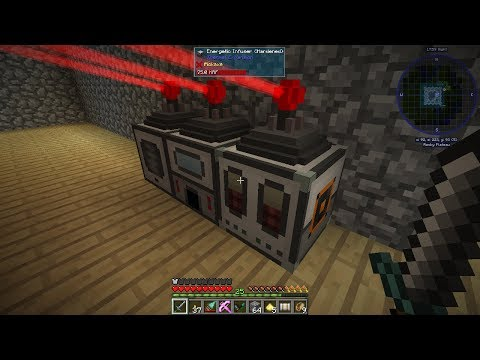 FTB Revelation : Ep 9 : Actually Additions Drill w/ Speed Augments