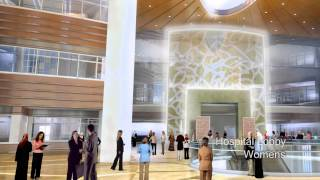 Sidra Medical and Research Center - Virtual Tour