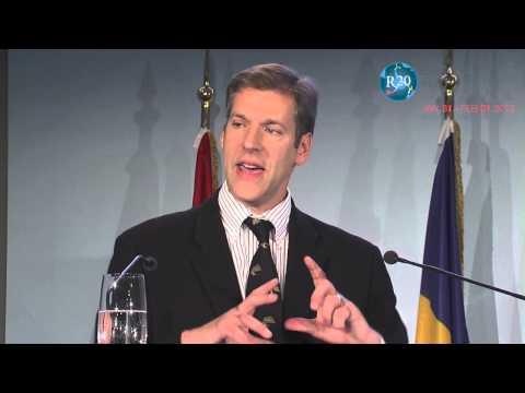 Keynote Speech Daniel Kammen, Vienna R20 Konferenz 2013