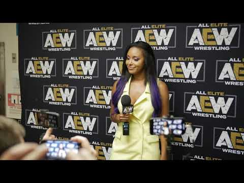 Brandi Rhodes on Awesome Kong, AEW Women's Championship and more