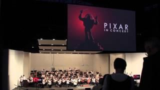 Pixar Symphonies: a recap of Pixar In Concert in Irvine, CA