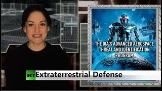 US intelligence secretly funded aliens, wormholes, invisibility cloaks research