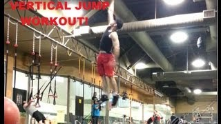Full Vertical Jump Workout - Plyometrics That Will Increase Your Vertical Jump!