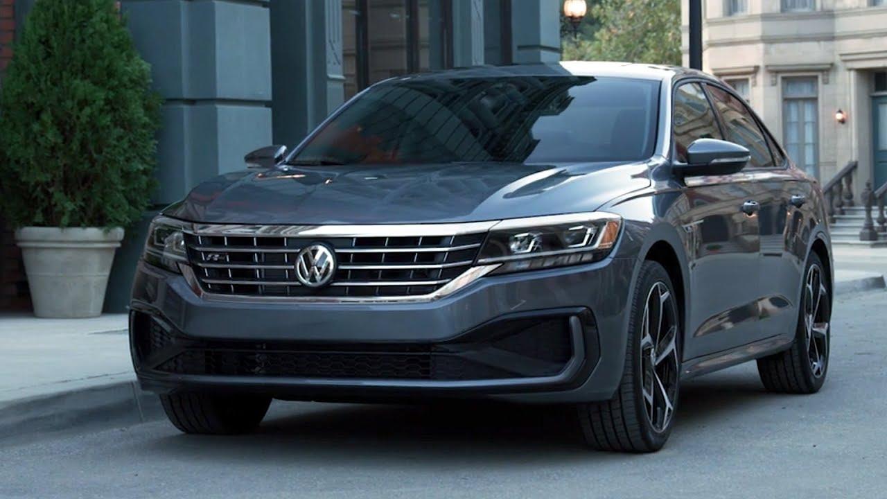 2020 Volkswagen Passat Us Spec Youtube