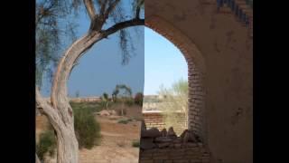 Древности - город Мерв (Туркменистан)
