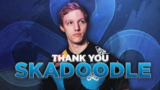 "Thank you: Tyler ""Skadoodle"" Latham 
