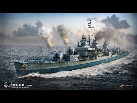 World of Warships - подробная видео инструкция по игре