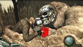 Cyber Gigante | Mod Resident Evil 4 pc