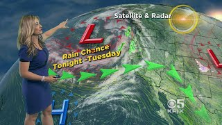 Monday Pinpoint Forecast with Neda Iranpour