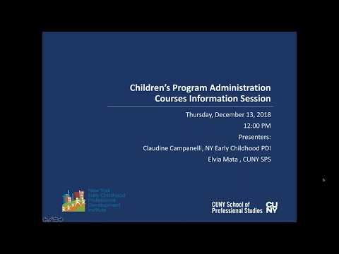 PDI | Career Development | Credentials