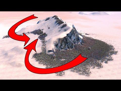 8000 зомби загнали солдат на холм! Ultimate Epic Battle Simulator! Ультимейт Эпик Батл Симулятор!