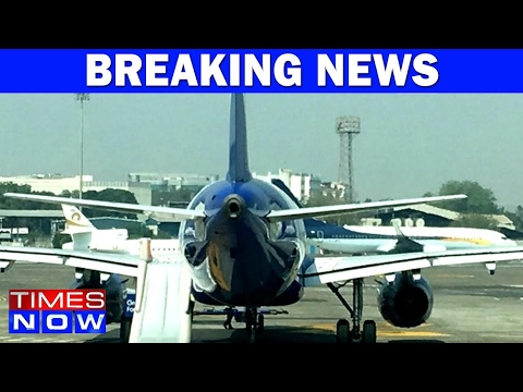 Passenger Held For Opening Safety Door Of IndiGo Aircraft