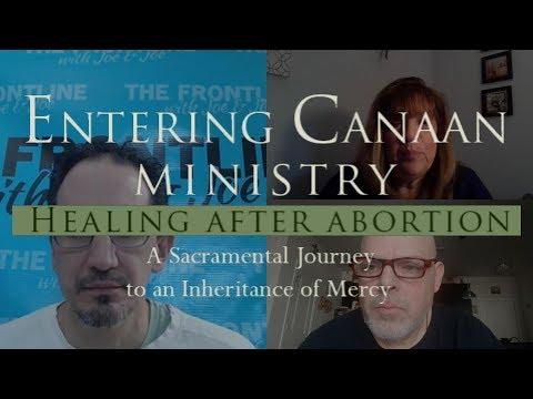 The Frontline with Joe & Joe: The Grace of Shame - Teresa Bonopartis of Entering Canaan Ministry