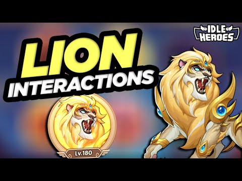Download Idle Heroes - Lion Monster Abilities and Interactions