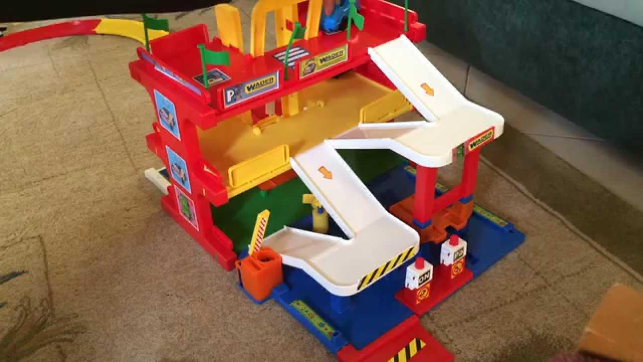 Garaż Dla Dzieci Youtube
