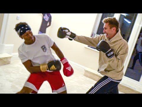 Download Youtube: FIGHTING KSI!