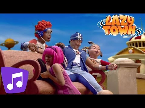 Lazy Town | Always a Way Music Video