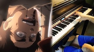 Gambar cover Shingeki no Kyojin 2 EP 12 OST - attack音D/ERENthe標 (Piano & Orchestral Cover)