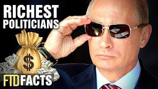 5 Richest Politicians in the World