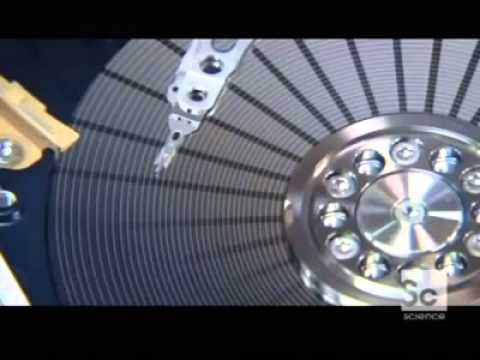 Inside Hard disk drive and its working
