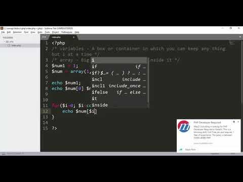 Class5 Webdevelopment PHP