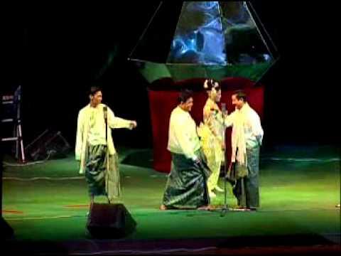 Jasmine Phyu အျငိမ္႔ ဒုတိယပိုင္း: Jasmine Phyu အျငိမ္႔ မင္းသမီး - ၀ါ၀ါလႉိင္၊ ေလးသီတာခိုင္ လူရြင္ေတာ္မ်ား - ေမတၱာ၊ ေမာ့(စ္)၊ ေက်ာ္ထူး၊ ကင္းေကာင္၊ ကုသိုလ္။ ဒါရိုက္တာ - မင္းအုပ္စိုး This show is the promotion show for Jasmin Phyu Jewellery, Myanmar. Credit to : http://jasminephyu.com/