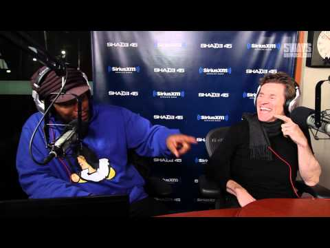 Willem Dafoe Speaks on his Role as John Petty & the Green Goblin on Sway in the Morning