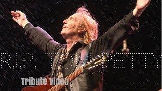 Tom Petty Tribute Video - Free Fallin 1950-2017