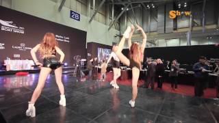 쇼단 라라랜드 2017 부산 국제보트쇼 (여자디제이라라 girlsdjrara / dj team lalaland / girl group poketgirls 포켓걸스 / mc창이 )