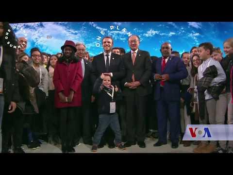 France's Emmanuel Macron heads to Washington next week - VOA Ashna