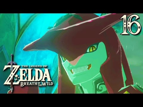 Zelda Breath of the Wild #16 : SIDON, LE PRINCE ZORA !