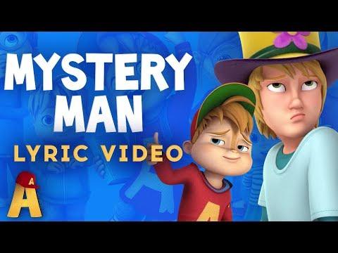 """Mystery Man"" Lyrics Video! | NUTS2U | Alvin and the Chipmunks"
