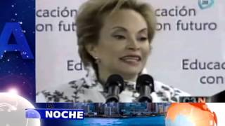 Conmoción en México por captura de presidente del sindicato de educación (I)