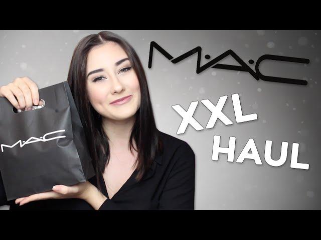 XXL MAC HAUL | MAC süchtig?! ???? | Sara Isabel