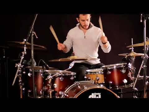 What A Beautiful Name  Hillsong Worship Drum