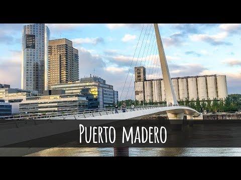 Puerto Madero - Turista en Buenos Aires