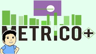 INPUT MORPHING MECHANIC! | Metrico+ Gameplay | Let's Play | Game