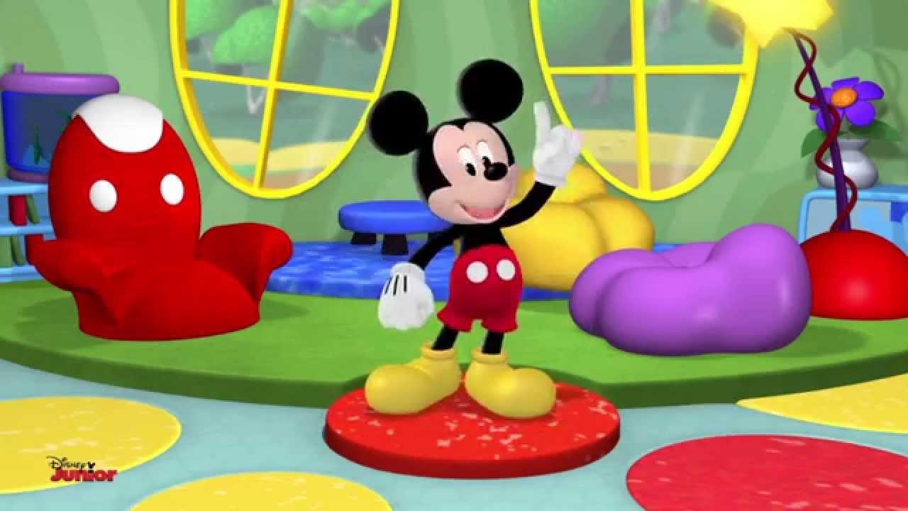 La Maison De Mickey Premieres Minutes Mickey Donald Ont Une Ferme Youtube
