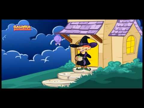 Galinha Pintadinha 3 - Fui morar numa casinha - A Casinha de Cupim - lagartixa - princesinha