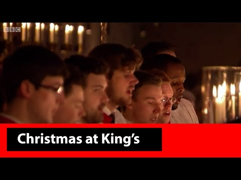 King's College Cambridge 2015 #9 God Rest Ye Merry Gentlemen arr David Willcocks