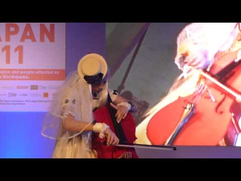 "KANON WAKESHIMA: ""STILL DOLL"" LIVE IN LONDON (HYPER JAPAN 2011)"