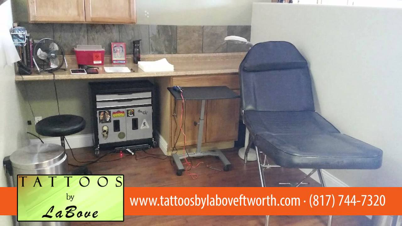 Tattoos By Labove LLC | Tattoos & Piercings in Fort Worth - YouTube