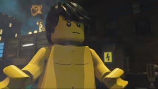 Lego Dimensions Midway Arcade Part 8: Retro Wreckage! Rampage!