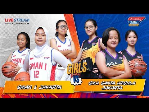 Download LIVE: SMAN 1 JAKARTA VS SMA SANTA URSULA JAKARTA
