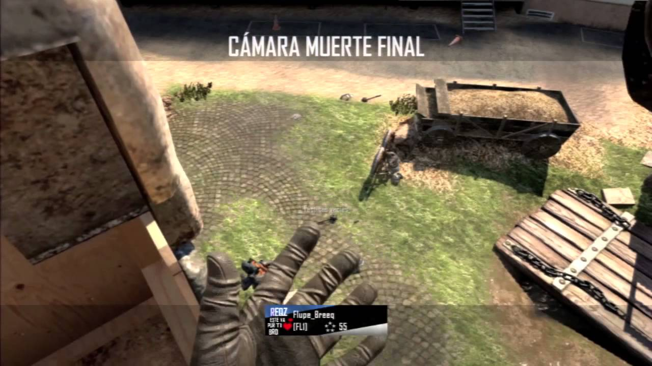 First in @FlupeSniping