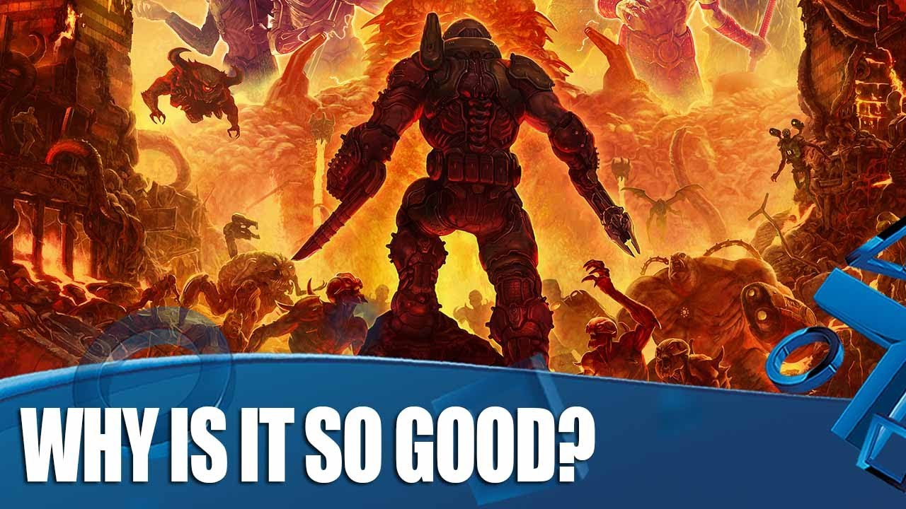 Doom Eternal - How It Actually Feels To Play thumbnail